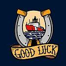 Coast Guard Good Luck - Polar Icebreaker by AlwaysReadyCltv