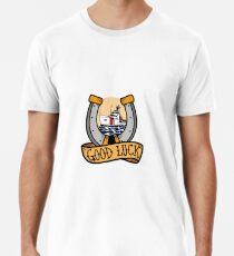 Coast Guard Good Luck - 210 WMEC Premium T-Shirt