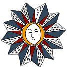 Voynich Celestial Sun by mintdawn