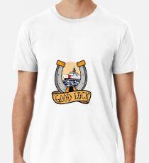 Coast Guard Good Luck - National Security Cutter Premium T-Shirt