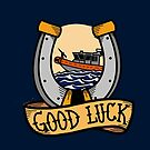 Coast Guard Good Luck 25 RB-S by AlwaysReadyCltv