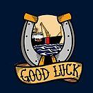 Coast Guard Good Luck - 225 Buoytender  by AlwaysReadyCltv
