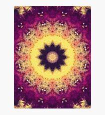 Flower Energy Photographic Print