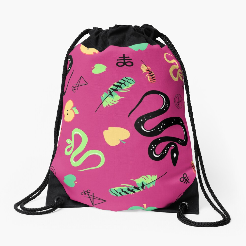 Lilith Drawstring Bag