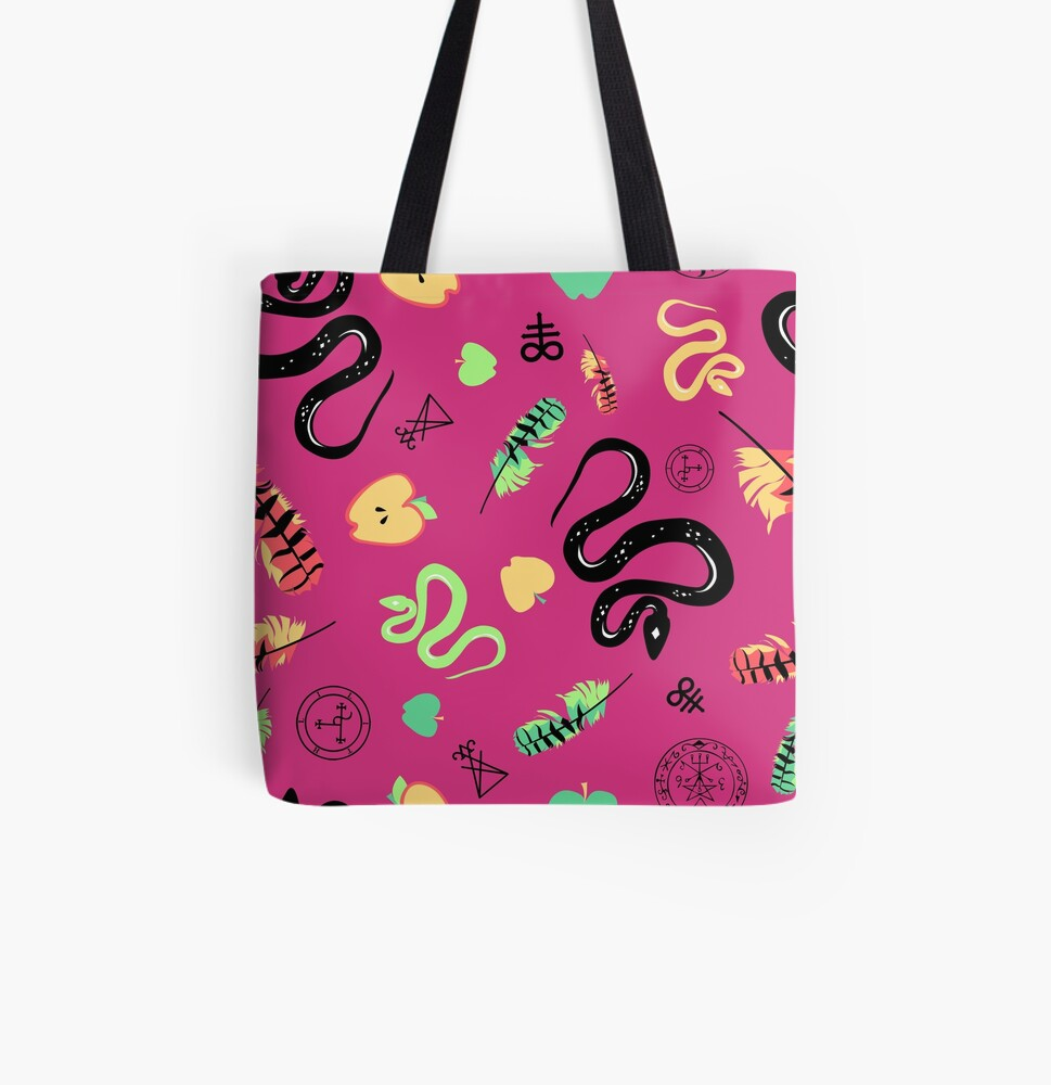 Lilith All Over Print Tote Bag