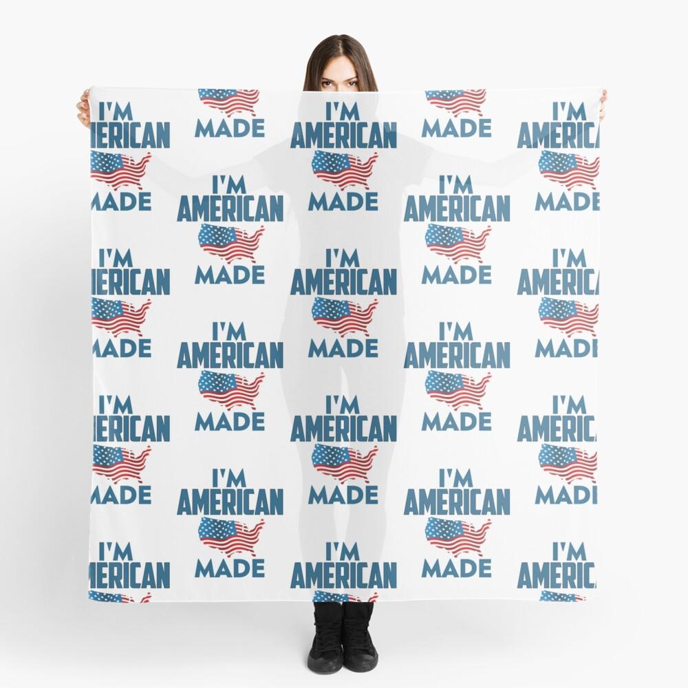 I Am American Scarf