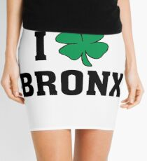 I Love (Shamrock) Bronx Mini Skirt