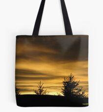 Dusk Wyoming Tote Bag