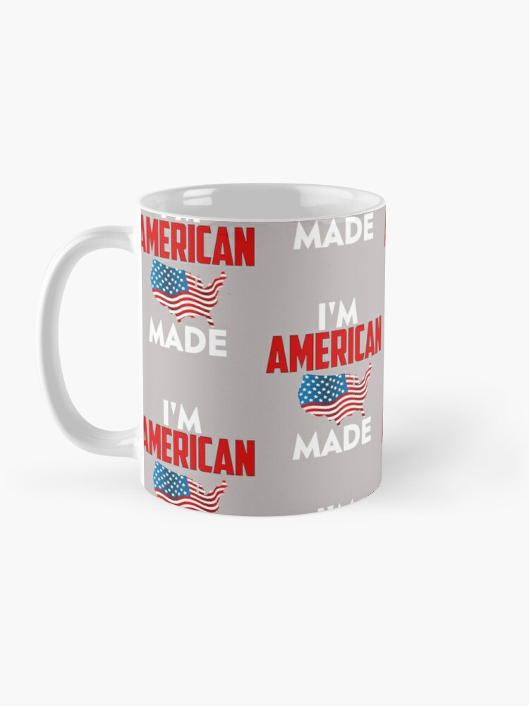 Alternate view of American Made Mug