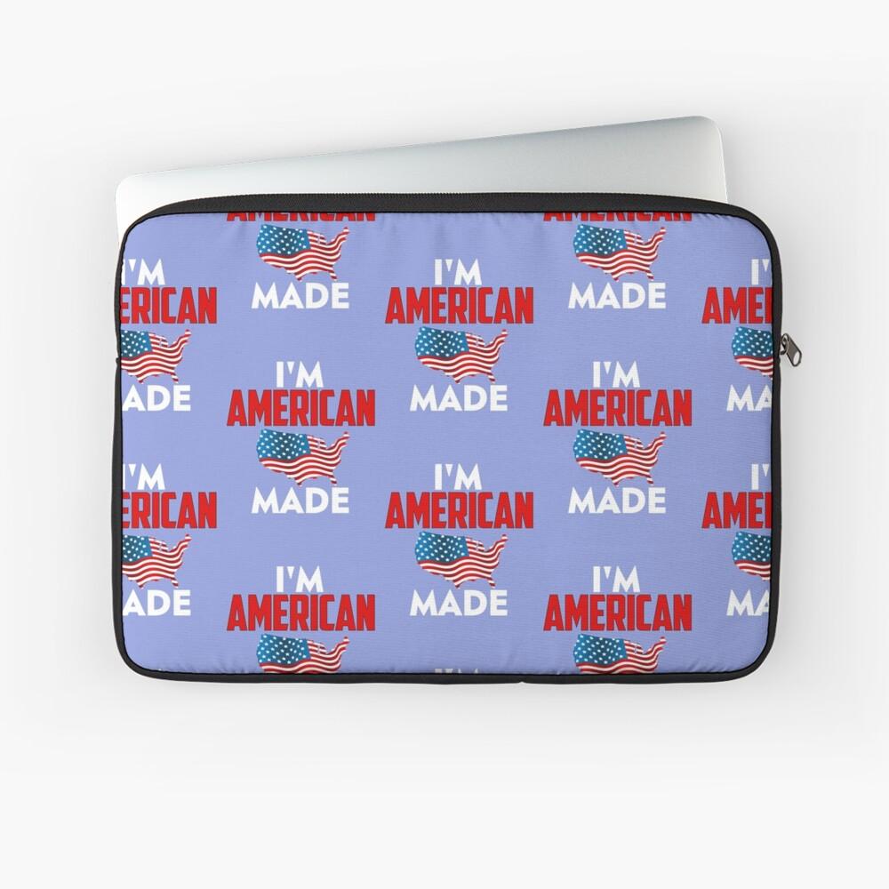 American Made Laptop Sleeve