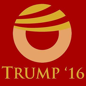 TRUMP 2016 by EIDO