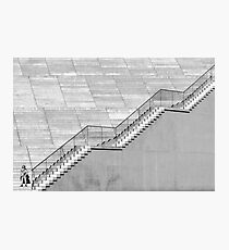 Berlin Steps Photographic Print