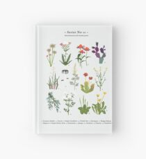 Canadian Prairie Botanicals Hardcover Journal
