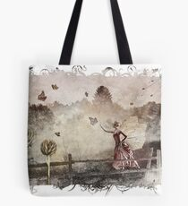 The Butterfly Princess Tote Bag