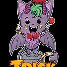 """Tricky Bat by Steven """"Gizmo"""" Lisefski"""