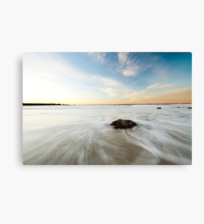 One Second Bliss Canvas Print