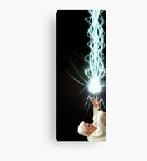 Our Sith Lord, the Pope Canvas Print