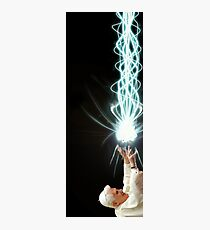 Our Sith Lord, the Pope Photographic Print