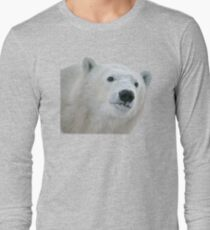 Face of a cub Long Sleeve T-Shirt