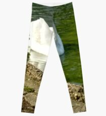 Merch #48 -- Swan - Shot 6 Leggings