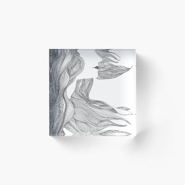 Isadora Acrylic Block