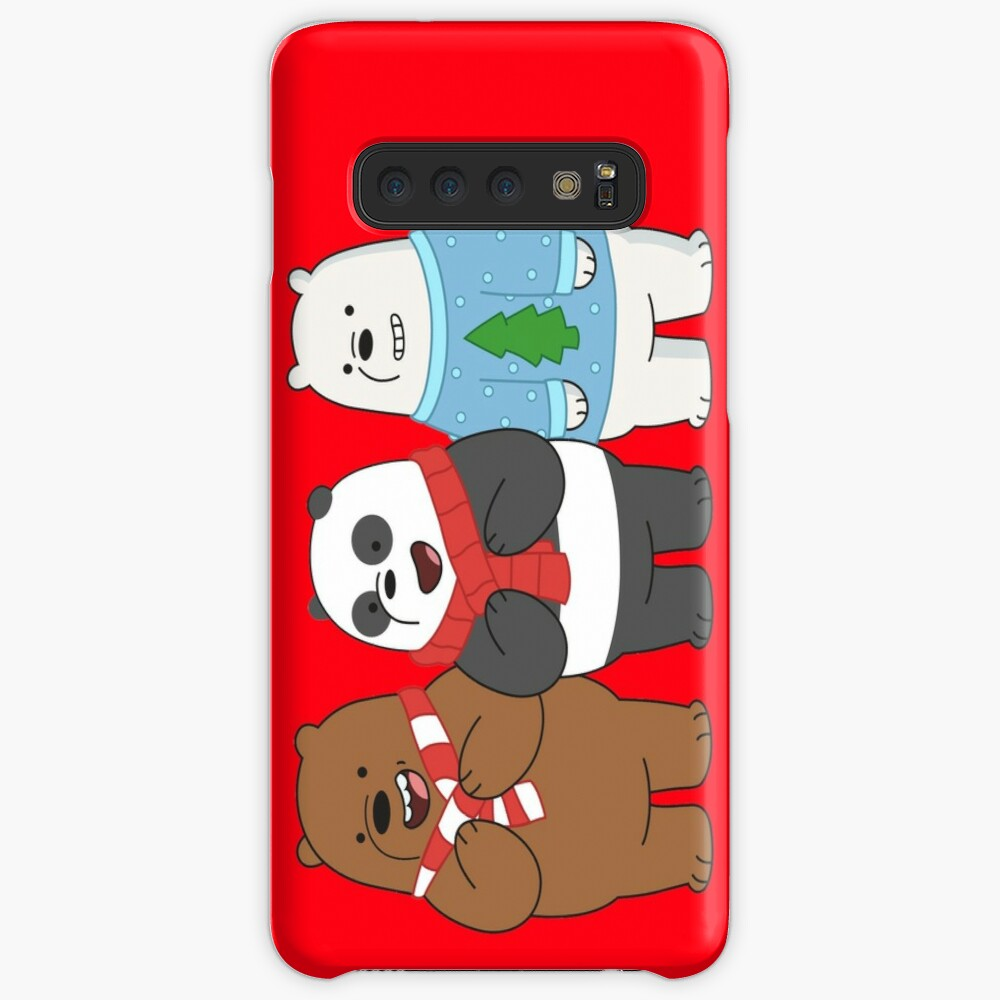 We Bare Bears Case & Skin for Samsung Galaxy