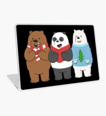 We Bare Bears Laptop Skin