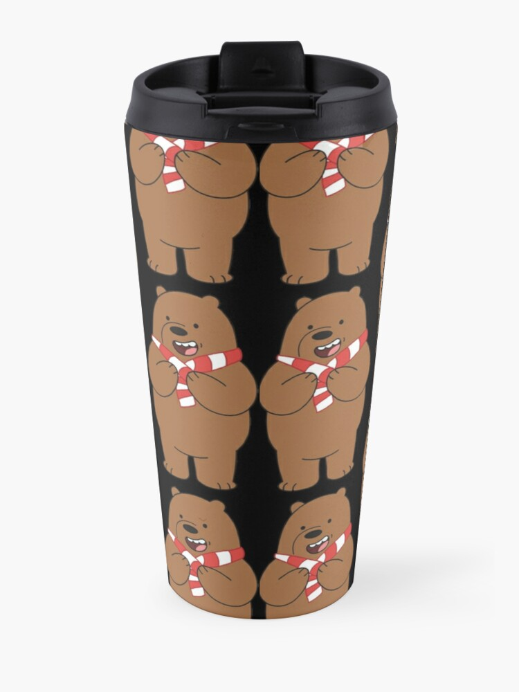 Alternate view of Grizzly Travel Mug