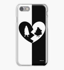 Zeref and Mavis iPhone Case/Skin