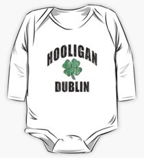 Irish Hooligan Dublin One Piece - Long Sleeve