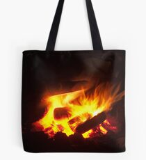 The Campfire Tote Bag