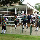 Leaping High - Morris Dancers by BlueMoonRose
