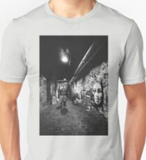 Seattle, Post Alley murals T-Shirt