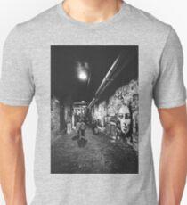 Seattle, Post Alley murals T-Shirt