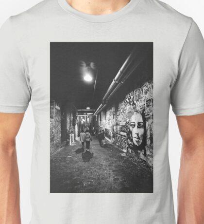 Seattle, Post Alley murals Unisex T-Shirt