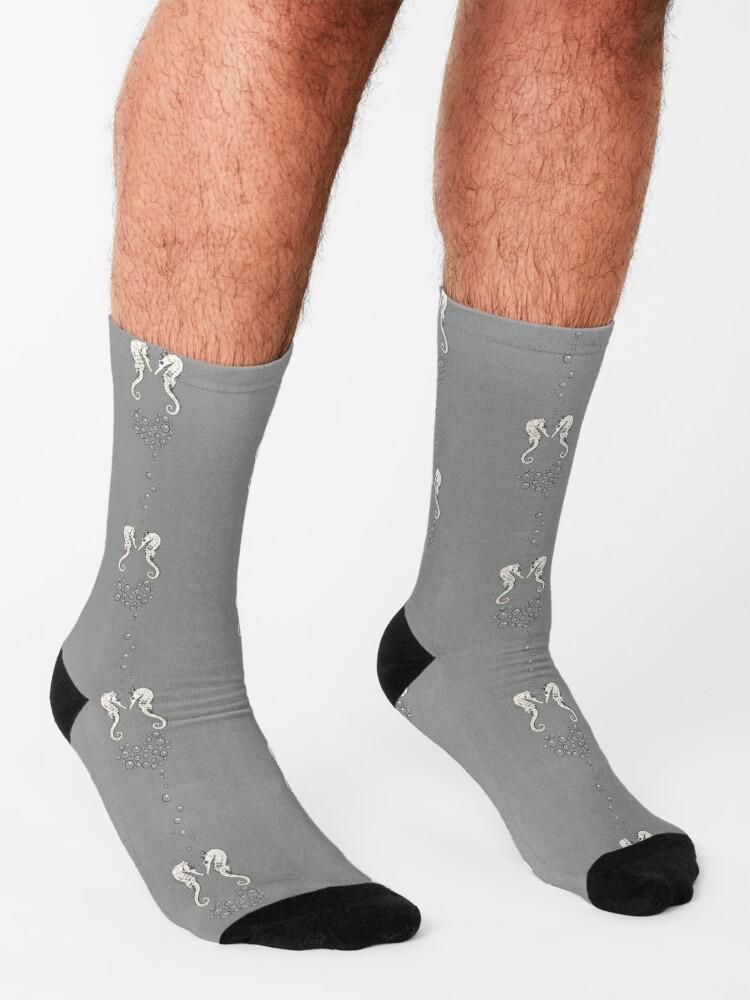 Alternate view of mates for life Socks