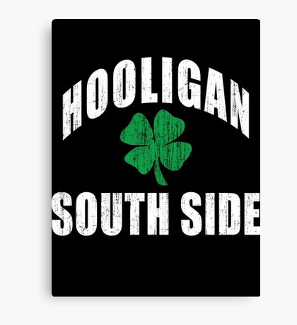 Chicago Irish South Side Canvas Print