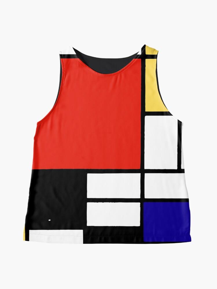 Alternate view of Mondrian  Sleeveless Top