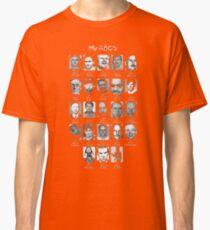 Serial Killer ABC's Classic T-Shirt
