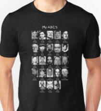 Serial Killer ABC's T-Shirt