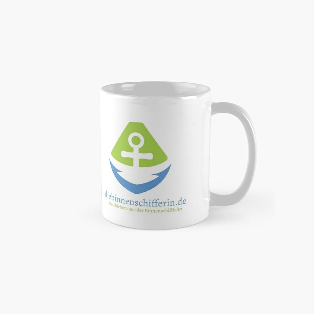 Logo und Spruch Tasse Tasse