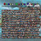 381 Days of Brock by Jason Fewins