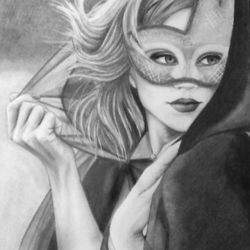 Minerva by rachelshade