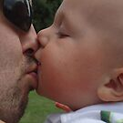Give daddy a kiss by myworld