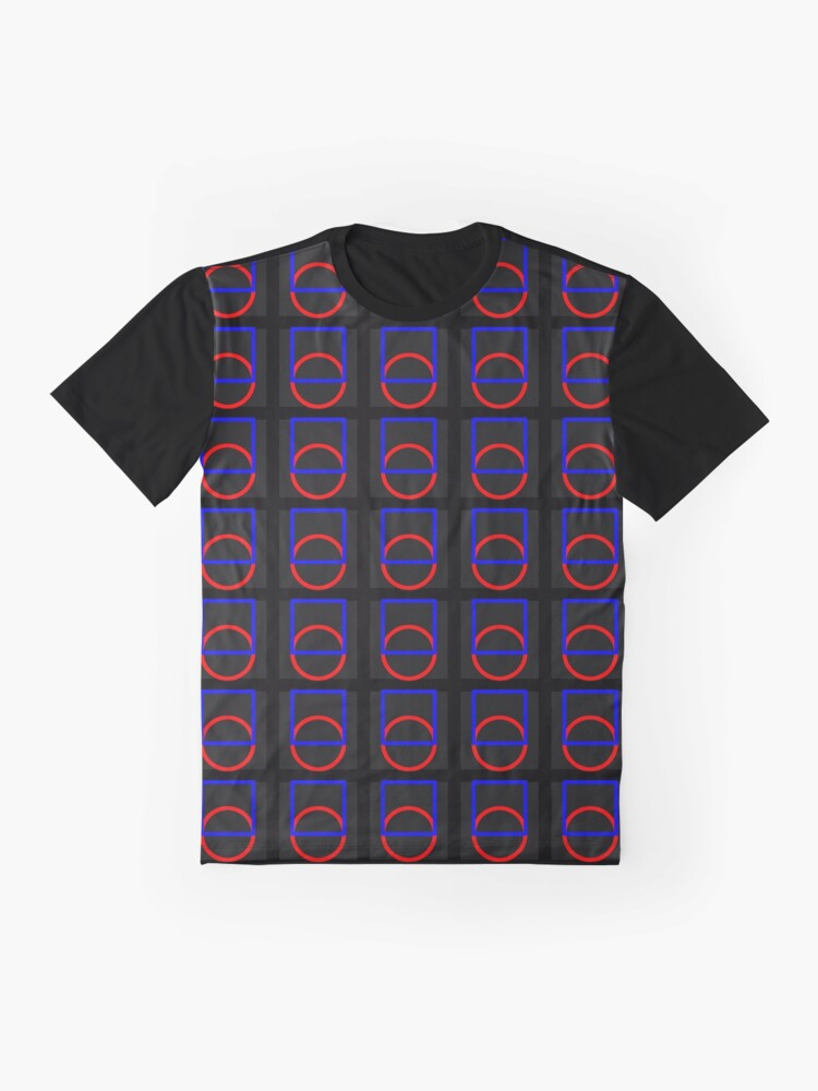 Alternate view of [O]3 Graphic T-Shirt