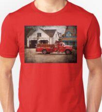 Fireman - Newark fire company Unisex T-Shirt