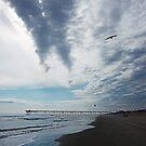 Kure Beach Pier by mojo1160