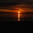Bute sunset by manson44