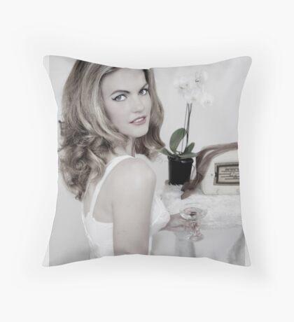 MIRJAM Pillowbook Pinup Throw Pillow