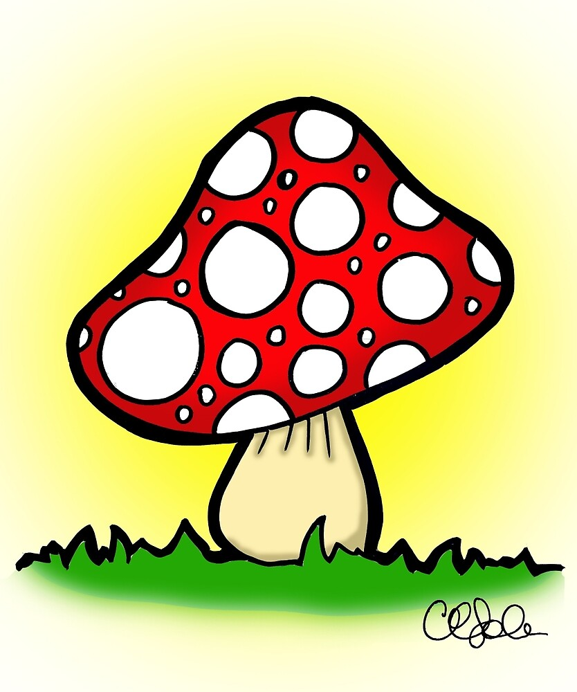 Toadstool by cathysola